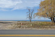 Fair Haven State Park in the off-season