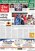 September 27, 2021 - AFRICA: Front-page: Today's Newspapers In Africa