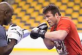 UFC Fight Night 26 Workout + Presser