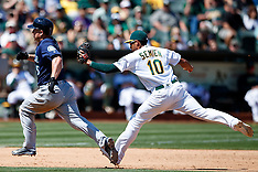 20160814 - Seattle Mariners at Oakland Athletics