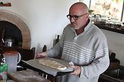 Erez Komarovsky an Israeli chef and artisan baker