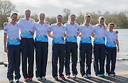 Caversham. Berkshire. UK<br /> GBR W8+ left to right Mel WILSON, Frances HOUGHTON, Polly SWANN, Jessica EDDIE. Olivia CARNEGIE-BROWN, Karen BENNETT, Zoe LEE and Zoe de TOLEDO.<br /> 2016 GBRowing European Team Announcement,  <br /> <br /> Wednesday  06/04/2016 <br /> <br /> [Mandatory Credit; Peter SPURRIER/Intersport-images]
