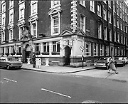 01/07/1969<br /> 07/01/1969<br /> 01 July 1969<br /> Pubs in and about Dublin. Jury's Hotel, College Green, Dublin.
