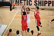 Daniel Hackett<br /> Nazionale Italiana Maschile Senior - 2019 Torneo dell'Acropoli<br /> Italia Italy Turchia Turkey<br /> FIP 2019<br /> Atene, 18/08/2019<br /> Foto GiulioCiamillo/Ciamillo