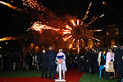 Prince of oranje opens 2 October 2005 Amsterdam China festival His royal highness Prince of Oranje highness and princess Máxima preform the opening on Sunday evening 2 October 2005 .This new metropolitan festival puts the projectors on Chinese art and culture in October. The prince will open the festival by lighting a fire work logo of the festival on the museum square. Connecting the princely couple iwill attend the opening concert with the Kronos Quartet.<br /> <br /> <br /> Prins van Oranje opent 2 oktober 2005 Amsterdam China Festival  Zijne Koninklijke Hoogheid de Prins van Oranje verricht in aanwezigheid van Hare Koninklijke Hoogheid Prinses Máxima der Nederlanden zondagavond 2 oktober 2005 de opening van het Amsterdam China Festival. <br /> Dit nieuwe hoofdstedelijke festival zet in oktober de schijnwerpers op Chinese kunst en cultuur. De Prins zal het festival openen door een vuurwerklogo van het festival op het Museumplein te ontsteken. Aansluitend zal het prinselijk paar in het Concertgebouw het openingsconcert met het Kronos Quartet bijwonen.
