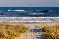 Path to Beach, Southampton, Long Island, NY