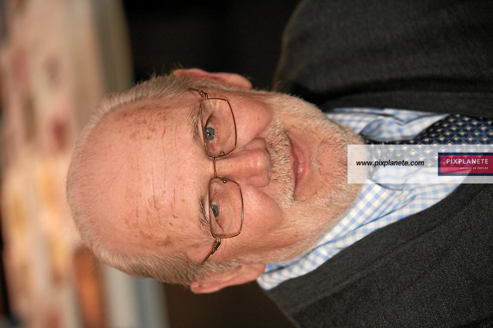Michel Brunet - Salon du livre - Paris, le 25/03/2007 - JSB / PixPlanete