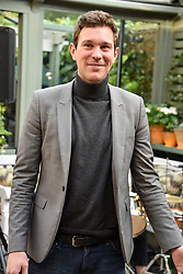 Jack Brooksbank at The Ivy Chelsea Garden's Annual Summer Garden Party, The Ivy Chelsea Garden, 197 King's Road, London England. 9 May 2017.<br /> Photo by Dominic O'Neill/SilverHub 0203 174 1069 sales@silverhubmedia.com