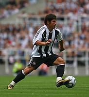 Photo: Andrew Unwin.<br />Newcastle United v PSV Eindhoven. Pre Season Friendly. 29/07/2006.<br />Newcastle's Emre.
