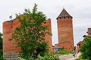 Turaida Castle, Turaida, Sigulda, Latvia
