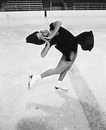 Dorothy Hamill, 1976 Winter Olympics figure skating champion