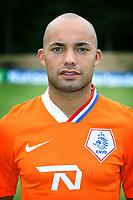 Fotball<br /> Nederland / Holland<br /> Foto: ProShots/Digitalsport<br /> NORWAY ONLY<br /> <br /> hoenderloo 28-05-2008 presentatie selectie nederlands elftal voor het ek 2008 euro 2008 demy de zeeuw