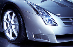 Cadillac concept vehicle