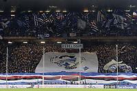 tifosi Sampdoria Supporters <br /> Genova 08-11-2015 Stadio Marassi Football Calcio Serie A 2015/2016 Sampdoria - Fiorentina <br /> foto Daniele Buffa/Image Sport/Insidefoto