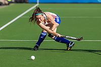 ANTWERP - BELFIUS EUROHOCKEY Championship.  women  England v Belarus (4-3) . Laura Unsworth (Eng) . WSP/ KOEN SUYK