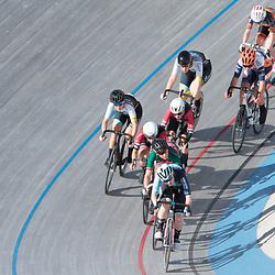 Nederlands Kampioenschap Omnium Assen<br /> Het eerste NK baan gehouden op de Wielerbaan in Assen