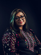 Nighat Dad, TED Fellow. TEDGlobal 2017 - Builders, Truth Tellers, Catalysts, August 27-30, 2017, Arusha, Tanzania. Photo: Bret Hartman / TED