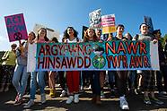 2019-0920 Climate Change Protest, Haverfordwest