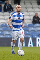 March 9, 2019 - London, England, United Kingdom - Queens Park Rangers captain Toni Leistner during the second half of the Sky Bet Championship match between Queens Park Rangers and Stoke City at Loftus Road Stadium, London on Saturday 9th March 2019. (Credit Image: © Mi News/NurPhoto via ZUMA Press)
