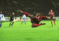 Fotball, ZE ROBERTO  Leverkusen<br />    Champions League   Bayer 04 Leverkusen - Deportivo La Coruna 3:0<br />Foto: Digitalsport