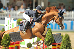 Orschel, Cassandra, Acanthya<br /> Balve - Balve Optimum 2015<br /> Deutsche Meisterschaft Springen Frauen<br /> © www.sportfotos-lafrentz.de/Stefan Lafrentz