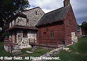 Brandywine Battlefield, Revolutionary War, Gideon Gilpin House, 1777 restoration, Delaware Co., PA