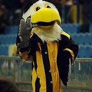 NLD/Arnhem/20051211 - Voetbal, Vitesse - Ajax 2005, mascotte Charly