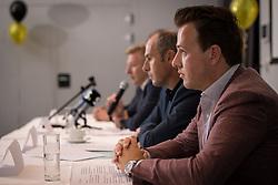 June 5, 2018 - Grobbendonk, BELGIUM - Stefan Van Lommel pictured during a press conference of new soccer team KSK Lierse Kempenzonen, a merger between bankrupt Lierse SK and Oosterzonen, in Grobbendonk, Tuesday 05 June 2018. BELGA PHOTO LUC CLAESSEN (Credit Image: © Luc Claessen/Belga via ZUMA Press)