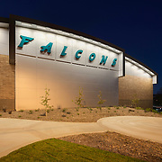 Image of Folsom Lake Gym as of 2014.