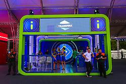 Público aproveita as ações de marketing da Agipag durante a 22ª edição do Planeta Atlântida. O maior festival de música do Sul do Brasil ocorre nos dias 3 e 4 de fevereiro, na SABA, na praia de Atlântida, no Litoral Norte gaúcho.  Foto: Lucas Uebel / Agência Preview