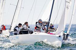 , Travemünder Woche 19. - 28.07.2019, J70 - GER 469 - WIKIWIKI - Eiko POWILLEIT - Yachtclub Berlin-Grünau e. VŸ