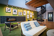 2012 December 11 - Nova Apartments common areas. Nova Apartments, West Seattle, WA. Photo by Richard Walker