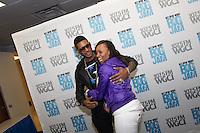 Usher at the WGCI  Nike Big Jam night