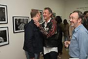 The Verve, photographs by Chris Floyd ... Art Bermondsey Project Space, London. 6 September 2017
