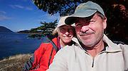 Clark Island, San Juan Islands, Puget Sound, Washington State