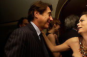 Bryan Ferry. Artists Independent Networks  Pre-BAFTA Party at Annabel's co hosted by Charles Finch and Chanel. Berkeley Sq. London. 11 February 2005. . ONE TIME USE ONLY - DO NOT ARCHIVE  © Copyright Photograph by Dafydd Jones 66 Stockwell Park Rd. London SW9 0DA Tel 020 7733 0108 www.dafjones.com