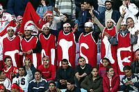 Fotball<br /> African Nations Cup 2004<br /> Foto: Digitalsport<br /> Norway Only<br /> <br /> 1/2 FINAL - 040211 - TUNISIA v NIGERIA<br /> <br /> TUNISIAN FANS