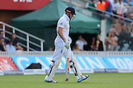 Jonny Bairstow of England replaces Joe Root of England  during the third day of the 5th Investec Ashes Test match between England and Australia at The Oval, London, United Kingdom on 22 August 2015. Photo by Ellie Hoad.