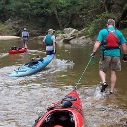 Short Paddle up Catoctin Creek