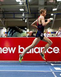 New Balance Indoor Grand Prix track meet: Men's 3000 meters, Galen Rupp