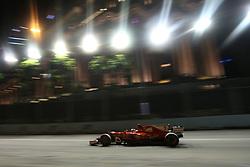 September 15, 2017 - Singapore, Singapore - Motorsports: FIA Formula One World Championship 2017, Grand Prix of Singapore, ..#7 Kimi Raikkonen (FIN, Scuderia Ferrari) (Credit Image: © Hoch Zwei via ZUMA Wire)