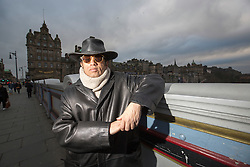 Singer Skyler Jett. He replaced Lionel Richie in The Commodores in 1982, and has settled in Edinburgh with his wife.