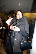 ANJALIKA SAGAR; OTOLITH GROUP , Turner Prize 2010. Tate Britain. Millbank. London. 6 December 2010. -DO NOT ARCHIVE-© Copyright Photograph by Dafydd Jones. 248 Clapham Rd. London SW9 0PZ. Tel 0207 820 0771. www.dafjones.com.