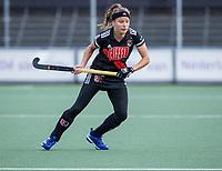 AMSTELVEEN - Joy Haarman (Adam)   tijdens de hoofdklasse hockeywedstrijd dames, zonder publiek vanwege COVID-19, AMSTERDAM-SCHC (2-2). COPYRIGHT KOEN SUYK