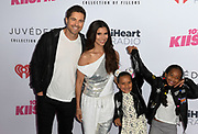 Roselyn Sanchez and Family at Tango at the Dignity Health Sports Park.