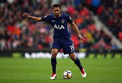 Tottenham Hotspur's Mousa Dembele