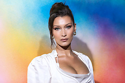 (FILE) Bella Hadid Is the World's Most Beautiful Woman According to Science. Bella Hadid is the most beautiful woman in the world according to the 'Golden Ratio' equation devised in Ancient Greece. BROOKLYN, NEW YORK CITY, NEW YORK, USA - SEPTEMBER 09: Model Bella Hadid (Isabella Khair Hadid) wearing an Andreas Kronthaler for Vivienne Westwood outfit with Le Silla shoes arrives at The Business Of Fashion Celebrates the #BoF500 2018 held at the 1 Hotel Brooklyn Bridge on September 9, 2018 in Brooklyn, New York City, New York, United States. 09 Sep 2018 Pictured: Bella Hadid, Isabella Khair Hadid. Photo credit: Xavier Collin/Image Press Agency/MEGA TheMegaAgency.com +1 888 505 6342
