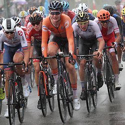 27-08-2020: Wielrennen: EK wielrennen: Plouay<br /> Daan Hoole