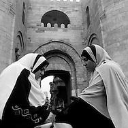 Egypt. Cairo : BAB ZUWAYLA gate,. old islamic cairo  Cairo NM199