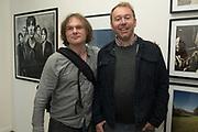 NICK MCCABE; ;  CHRIS FLOYD,, The Verve, photographs by Chris Floyd ... Art Bermondsey Project Space, London. 6 September 2017